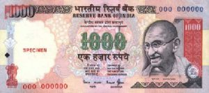 1000 note
