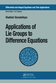 Applications of Lie Groups to Difference